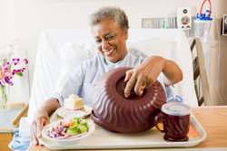 Food in hospitals