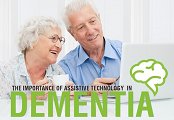 assistive tech dementia infographic