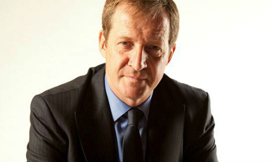 Exclusive interview: Alastair Campbell - 'families not equipped for mental illness'