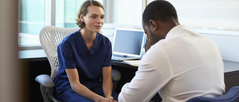 'Compassion fatigue threatens NHS' | MHT