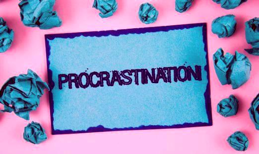 The Case for Procrastination