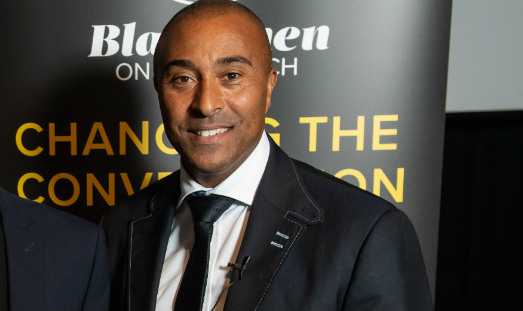 Athlete anorexia highlighted by Olympian Colin Jackson