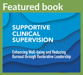 Featured book - Supportive Clinical Supervision