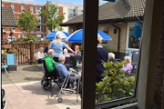 Care home pub 180